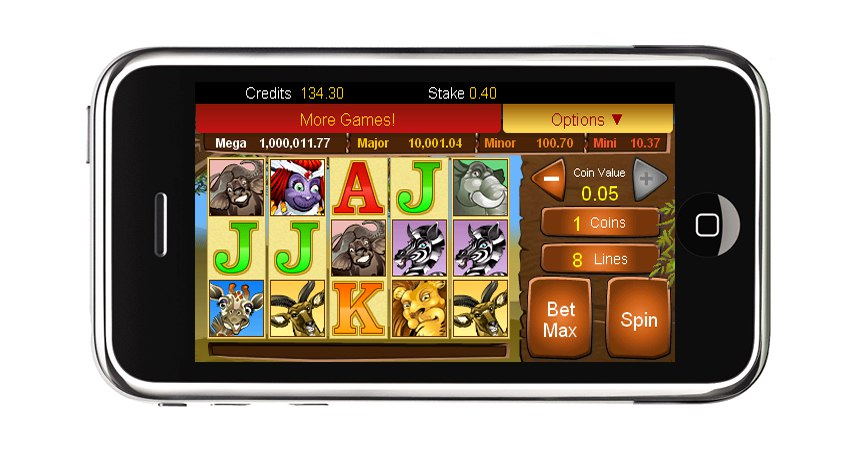 iPhone-Slots – Slots aus Online-Casinos auf dem iPhone